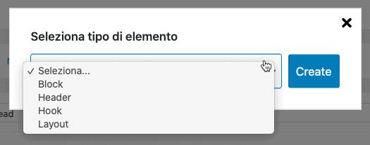 Gli elementi di GeneratePress Premium
