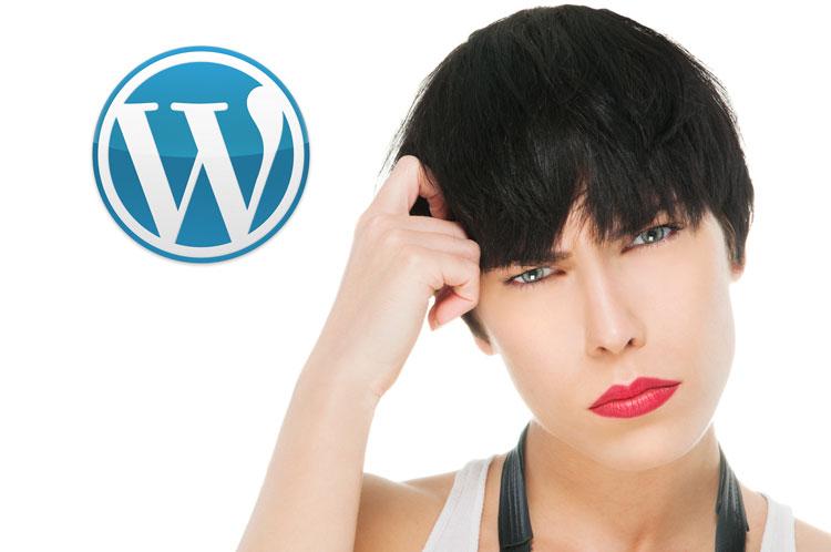 Domande su WordPress