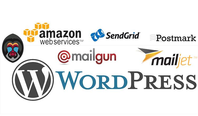 Servizi di invio email utilizzabili con WordPress