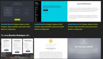 Quali font usare per un sito web
