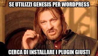 I migliori plugin WordPress per Genesis Framework