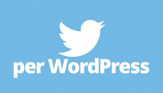 Twitter rilascia il plugin ufficiale per WordPress